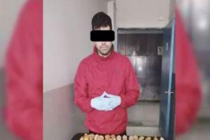 Actor de La Rosa de Guadalupe de Televisa detenido por llevar condones con droga en el estómago