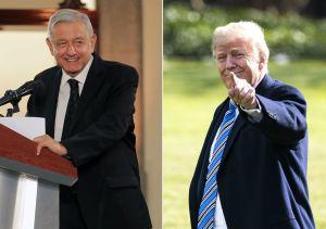 AMLO se reunirá con Trump el 8 de julio, será su primer viaje al extranjero como presidente