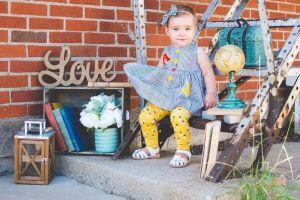 Tiroteo en Texas: La bebé de 17 meses que lucha por su vida
