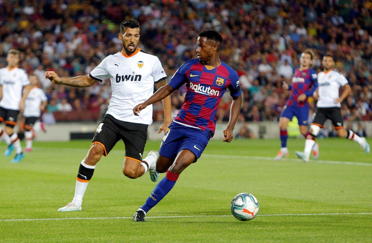 Trámite Express: España naturalizó a Ansu Fati y podrá jugar el Mundial Sub17