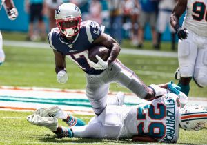 Romance fugaz: Antonio Brown es cortado por los Patriots apenas ¡once días después!