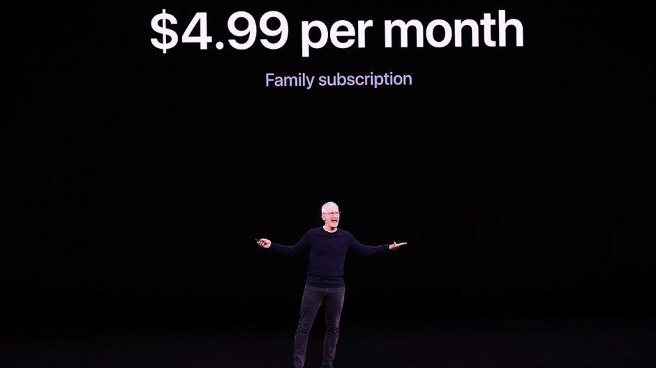 Esto costará el servicio de streaming de Apple, ¡mucho menos que Disney Plus y Netflix!