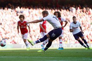 Partidazo: Arsenal y Tottenham empataron en el apasionante derbi del norte de Londres