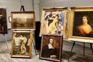 Buscan a los dueños de obras de arte tras recuperar miles de dólares en objetos robados hace tres décadas