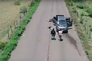 """VIDEO: Civiles armados advierten a """"El Mencho"""" y a su CJNG: """"No vamos a dejar que vengan los de Jalisco"""""""