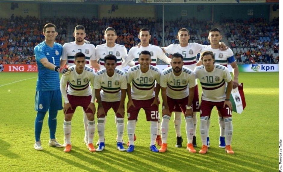 En octubre, el Mini Tri enfrentará a Argentina por doble partida