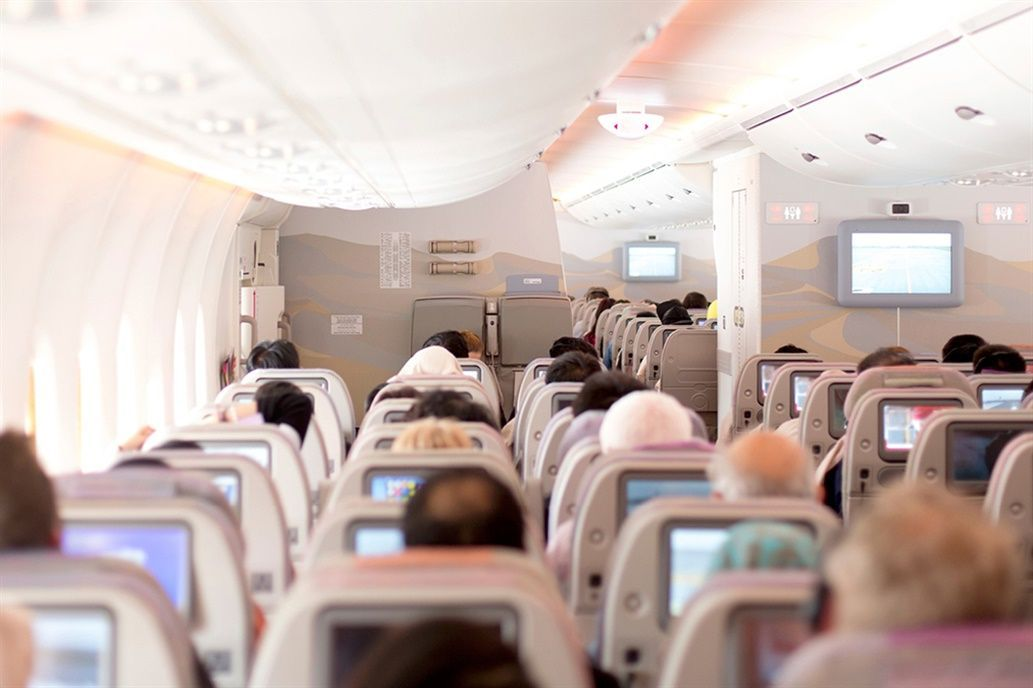 En la aeronave viajaban unos 200 pasajeros, la mayoría argentinos