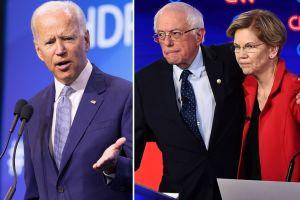 Sólo 7 candidatos en el último debate demócrata del año en Los Ángeles
