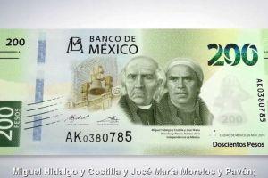 Banco de México lanza App para dectectar billetes falsos