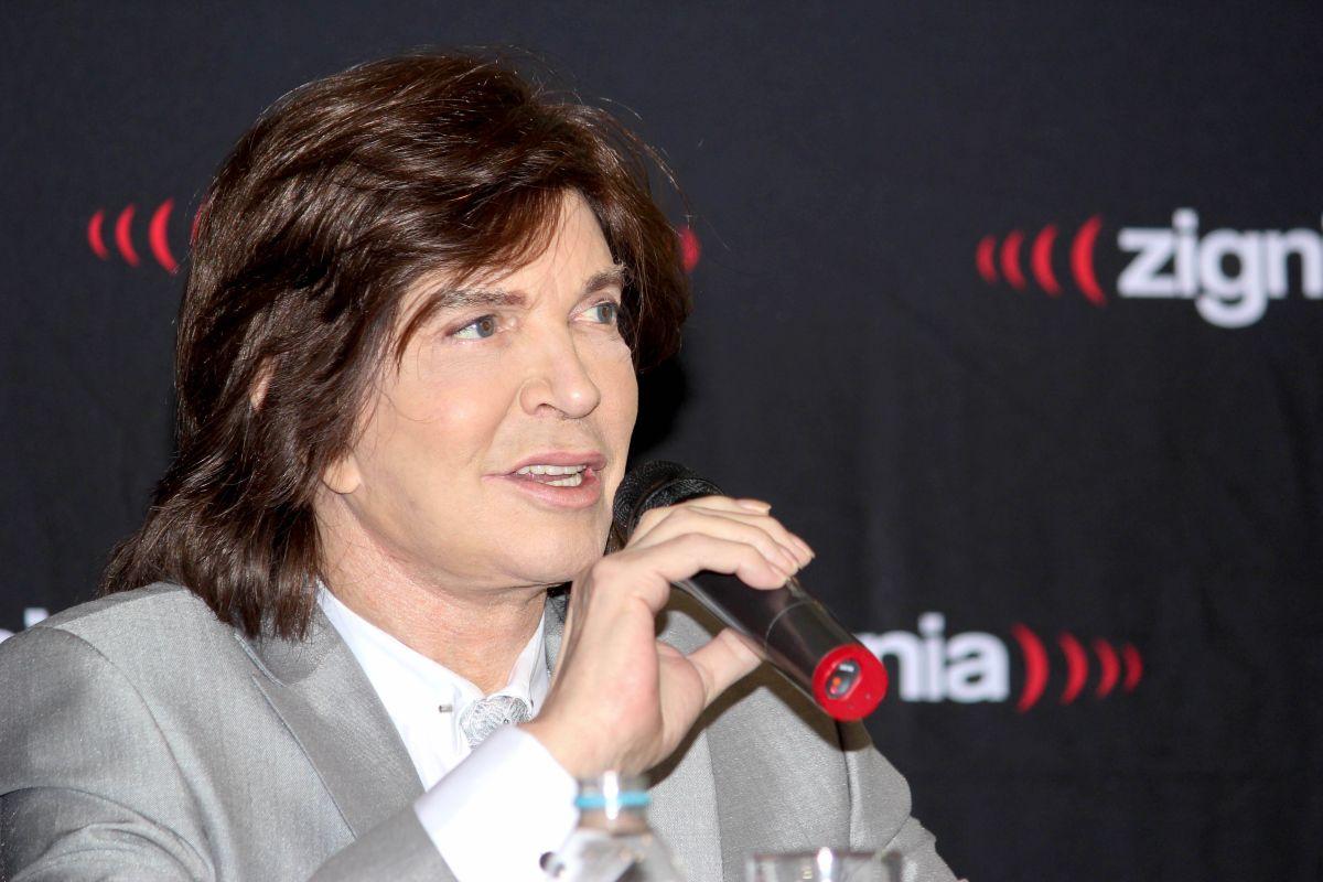 Muere el cantante español Camilo Sesto