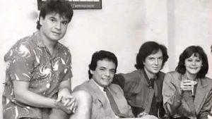 La misteriosa foto que se hizo viral: Camilo Sesto, Rocío Dúrcal, José José y Juan Gabriel