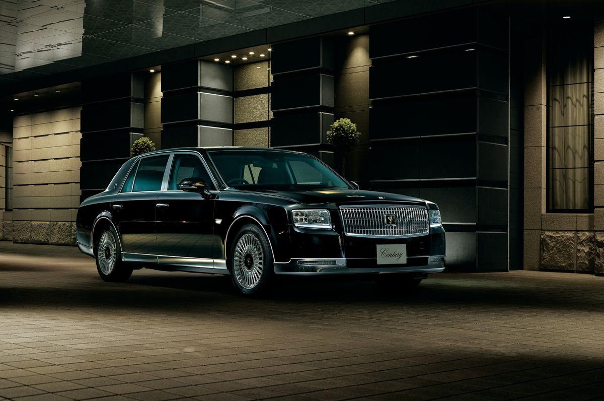 El auto más lujoso de Toyota transportará al nuevo Emperador de Japón hacia su coronación