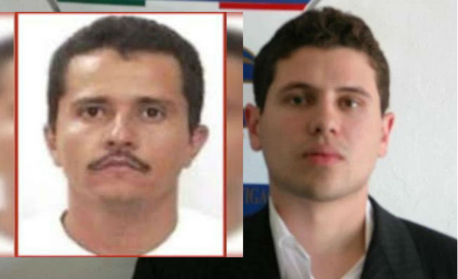 El Chapito aumenta rivalidad con el Mencho; Hijo del Chapo Guzmán también regala despensas