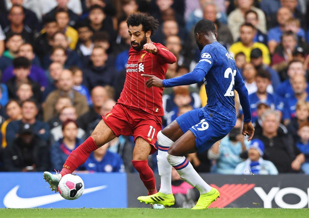 Paso de campeón: El Liverpool derrotó al Chelsea y mantiene su paso perfecto en la Premier League