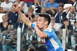 'Chucky' tendrá más minutos con el Napoli en duelo contra la Sampdoria