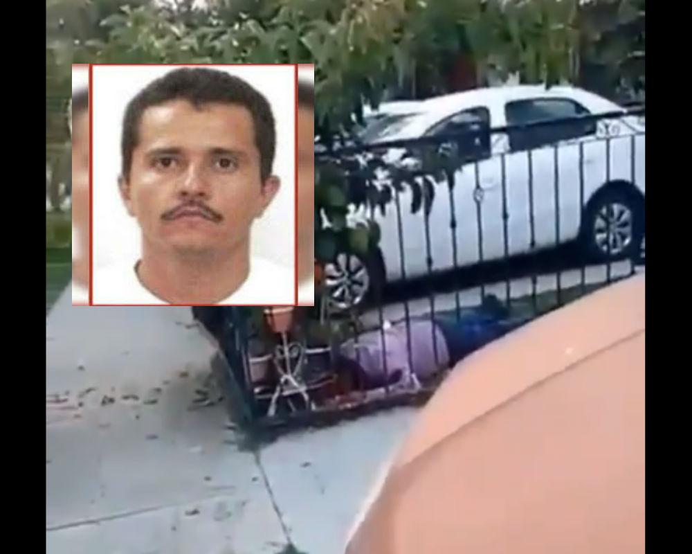 Con un centenar de balas matan a otro mando policiaco en territorio de El Mencho y el CJNG