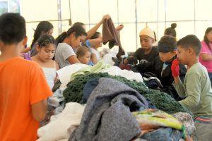 México facilitará cruce de donativos desde EEUU