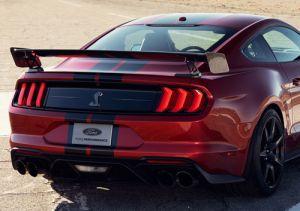 ¿Qué? El Mustang Shelby GT500 más caro de todos cuesta más de $100,000