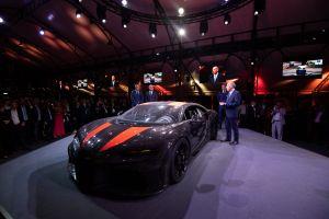 Bugatti le pone precio al auto más rápido del mundo, mira cuánto cuesta