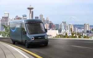 Amazon hace el pedido de autos eléctricos más grande de la historia