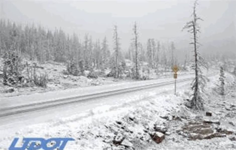 Ya cae nieve en algunas regiones de Estados Unidos