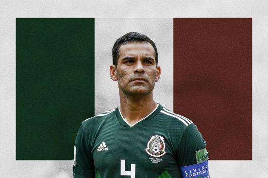 Rafael Márquez está orgulloso de ser mexicano.