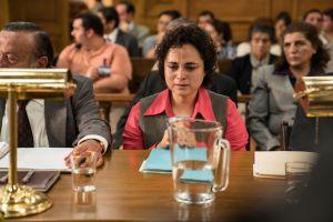 Recrean el juicio de Yolanda Saldívar en 'El Secreto de Selena' de Telemundo