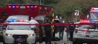ACTUALIZACIÓN: Muere el oficial que fue baleado el viernes al noroeste de Houston