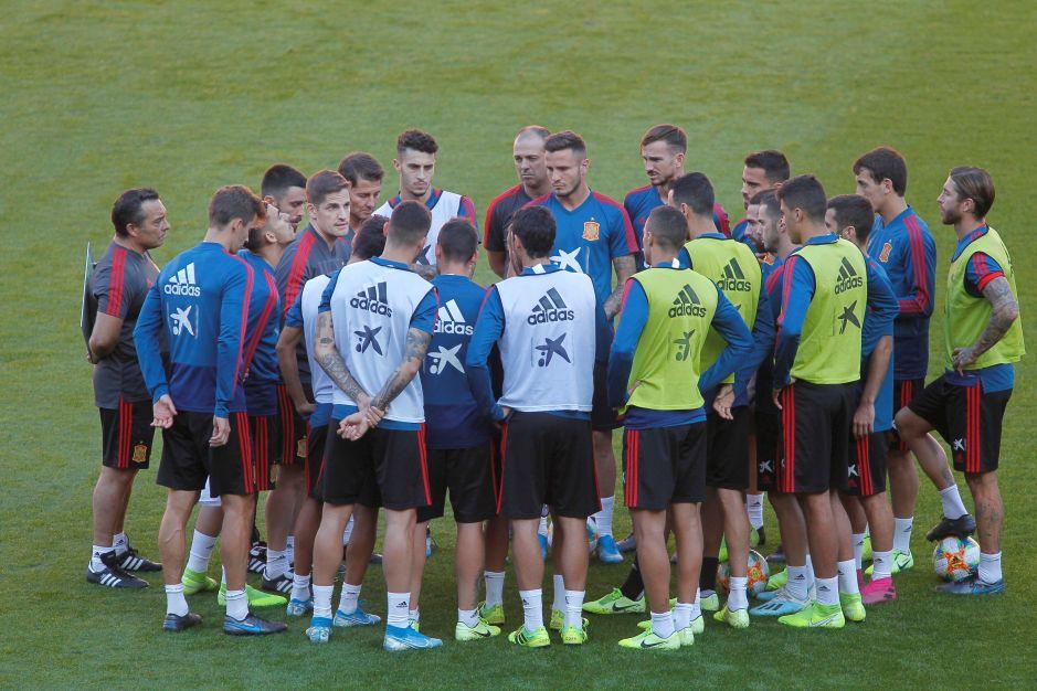 Euro 2020: España mostrará su apoyo a Luis Enrique en el partido ante Islas Feroe