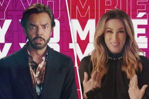 Latin AMAs 2019 confirma a Eugenio Derbez y a Jacky Bracamontes como los presentadores