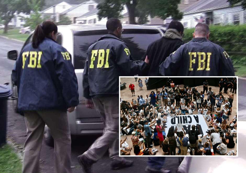 FBI investiga a defensores de inmigrantes como si fueran organizaciones extremistas