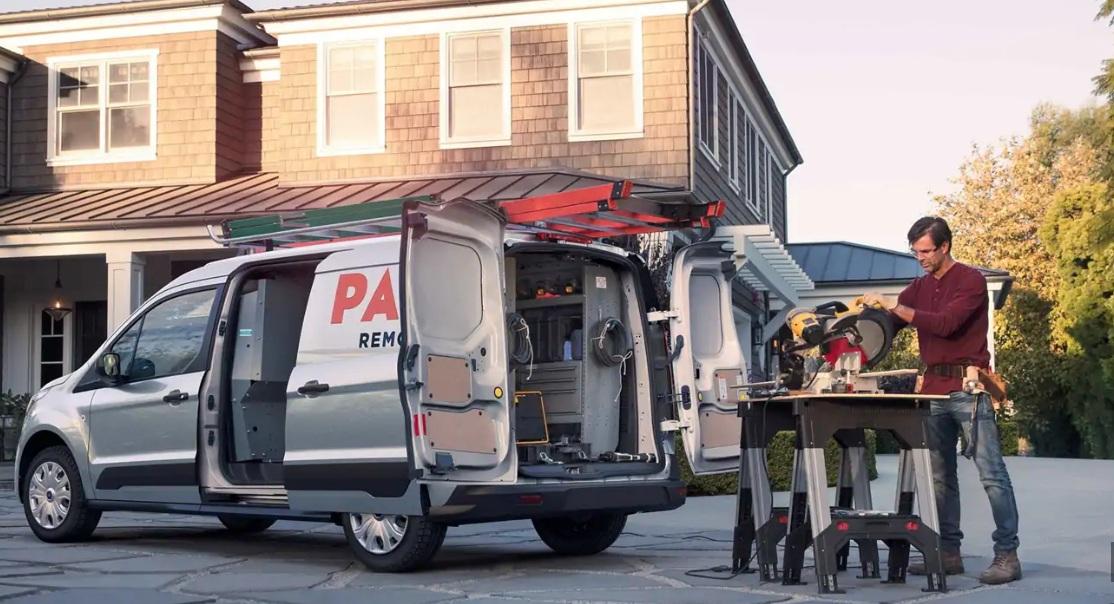 Transit Connect 2019: ¿Qué tan espacioso es el nuevo vehículo utilitario de Ford?