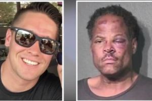 Policía de Houston que golpeó a sospechoso con su rodilla no enfrentará cargos