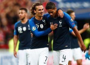Rumbo a la Euro 2020: Francia y Portugal se sacuden la presión; Kosovo e Islandia siguen sorprendiendo