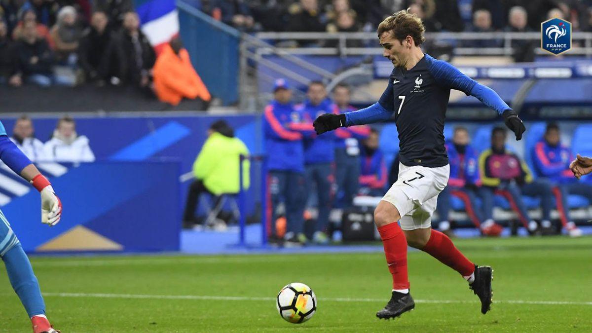 Francia recibe a Andorra en el Stade de France y buscan la goleada