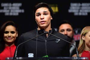 Eddy Reynoso, entrenador de Ryan García, considera que el joven boxeador necesita más experiencia