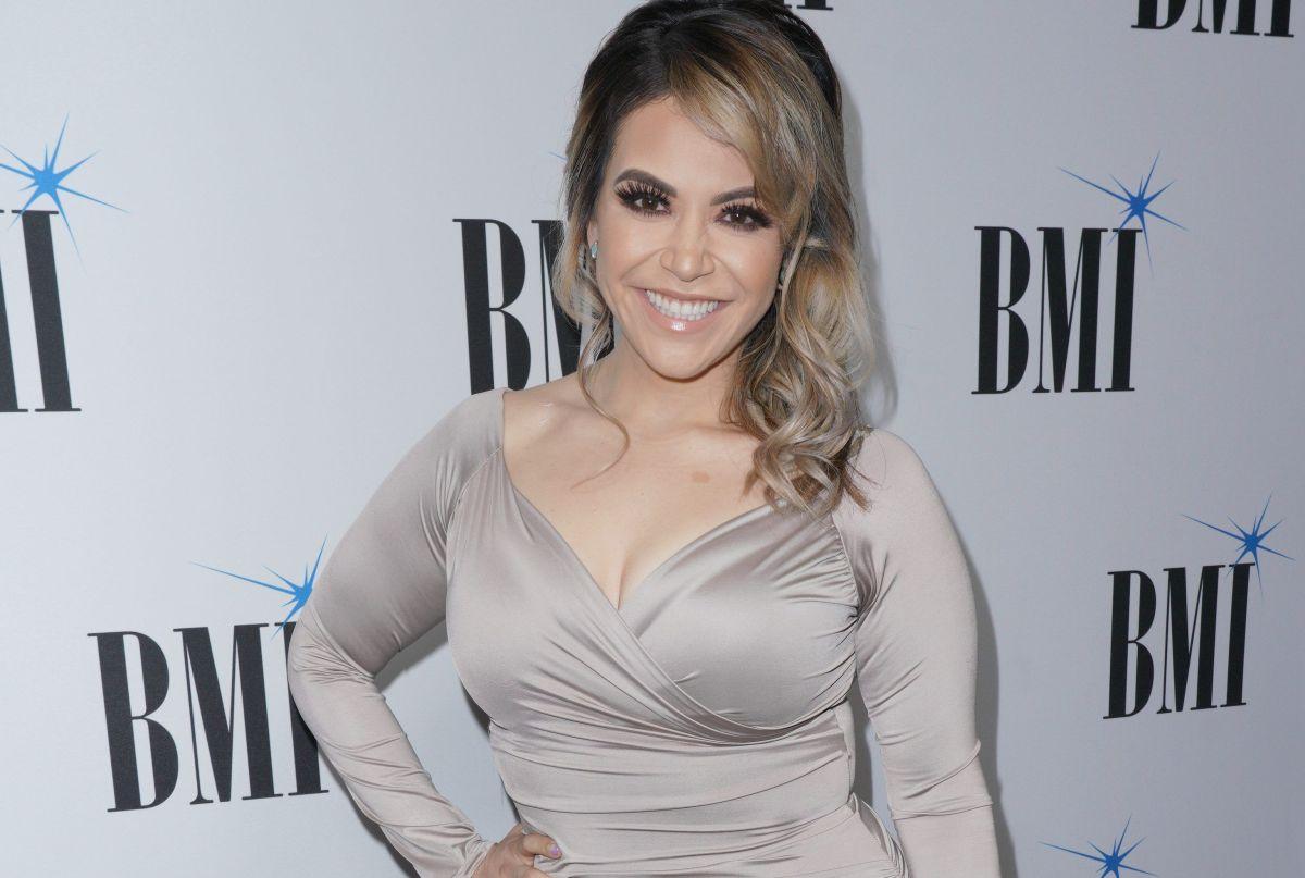 Tras transformación y bajar de peso, Jacqie Rivera ahora luce así embarazada