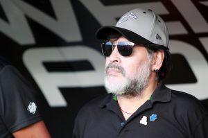 Diego Maradona 'desheredó' a su hija a través de Instagram y se confirma la fractura en su familia