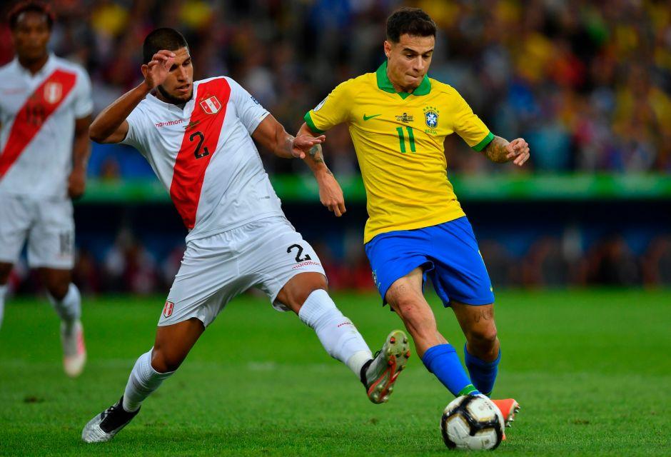 Brasil y Perú se reencuentran tras la final de la Copa América