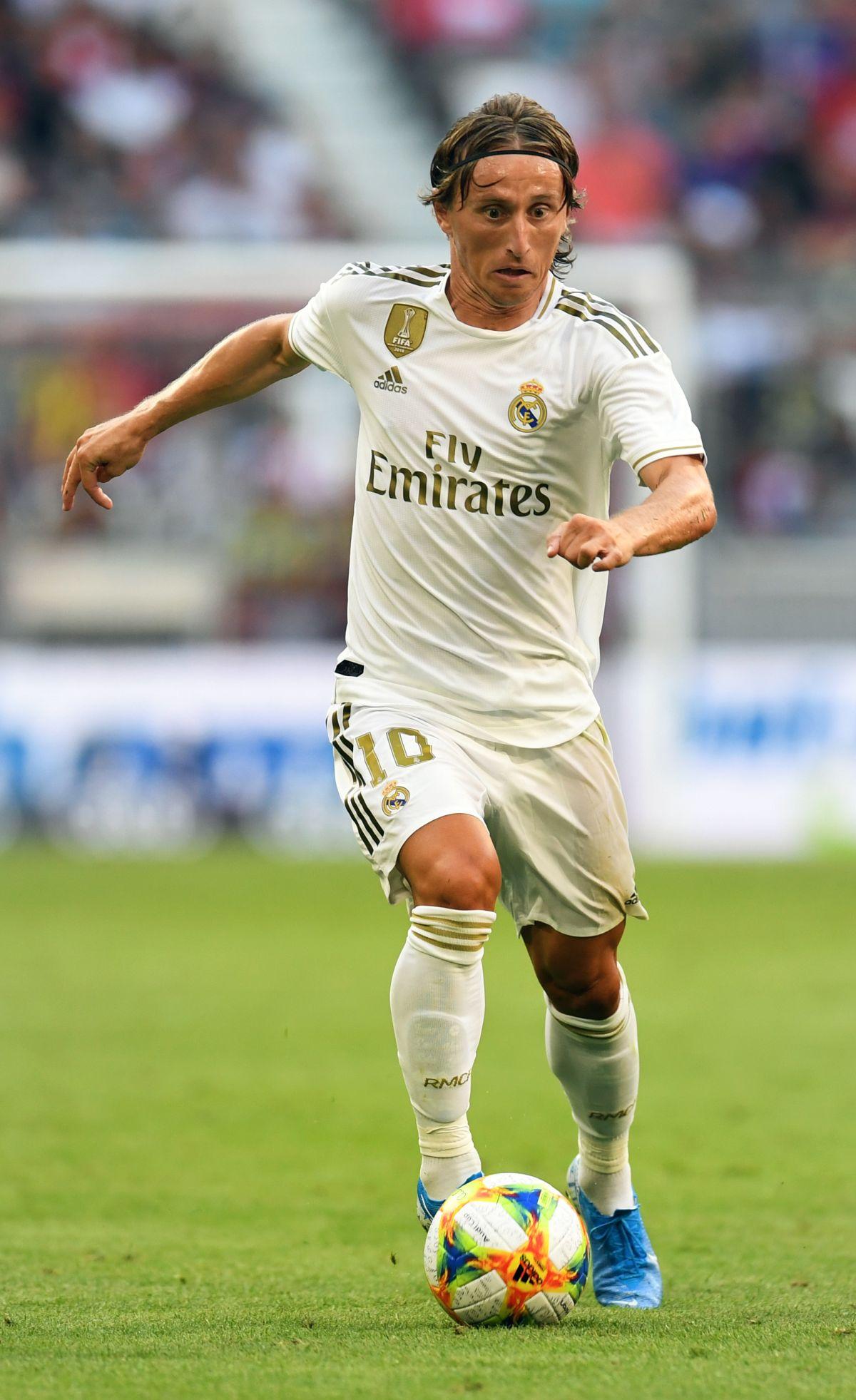 El hospital llamado Real Madrid: Ahora la víctima fue Luka Modric