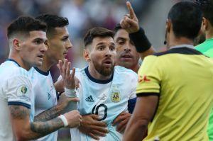 La AFA no se rinde y apelará sanción de Messi en CONMEBOL
