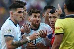 Culpan a Messi por no vender entradas del Chile vs. Argentina