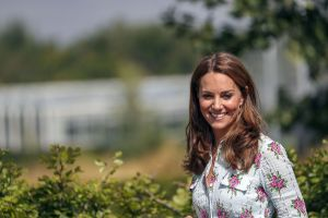 Kate Middleton, duquesa de Cambridge, también estrena libro