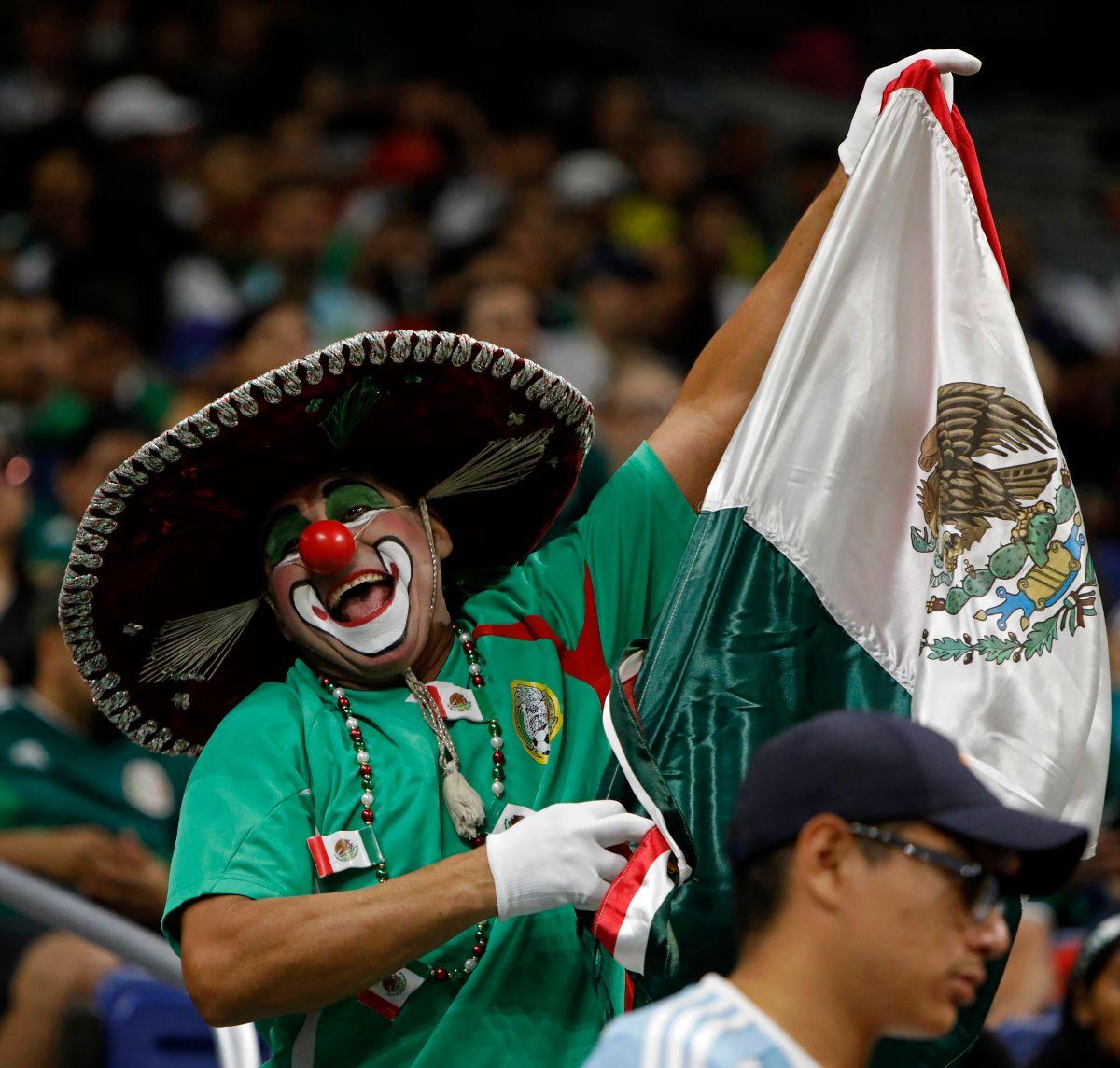 Selección Mexicana jugará en Dallas en marzo de 2020