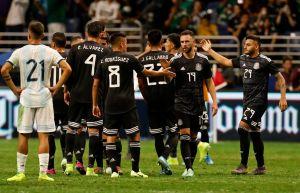 Selección Mexicana jugará contra Colombia en Denver