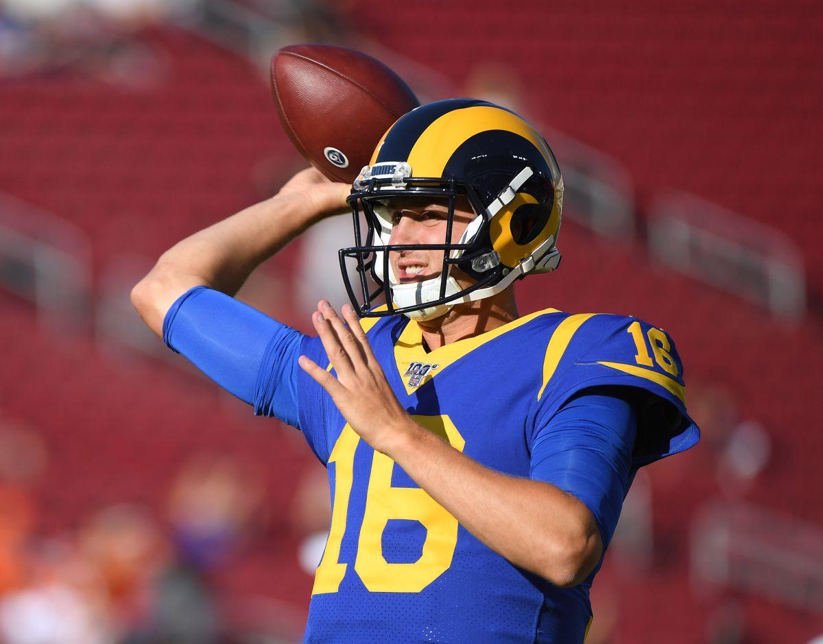 Jared Goff cierra contrato multimillonario por 4 años más con los Rams