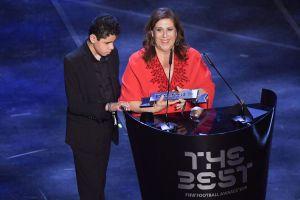 Silvia Grecco, la 'Mejor Aficionada del Mundo' que narra partidos a su hijo invidente