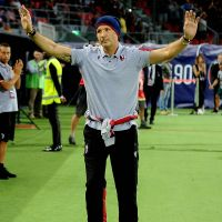 Entrenador motiva a sus jugadores desde el hospital y logran la remontada en Italia