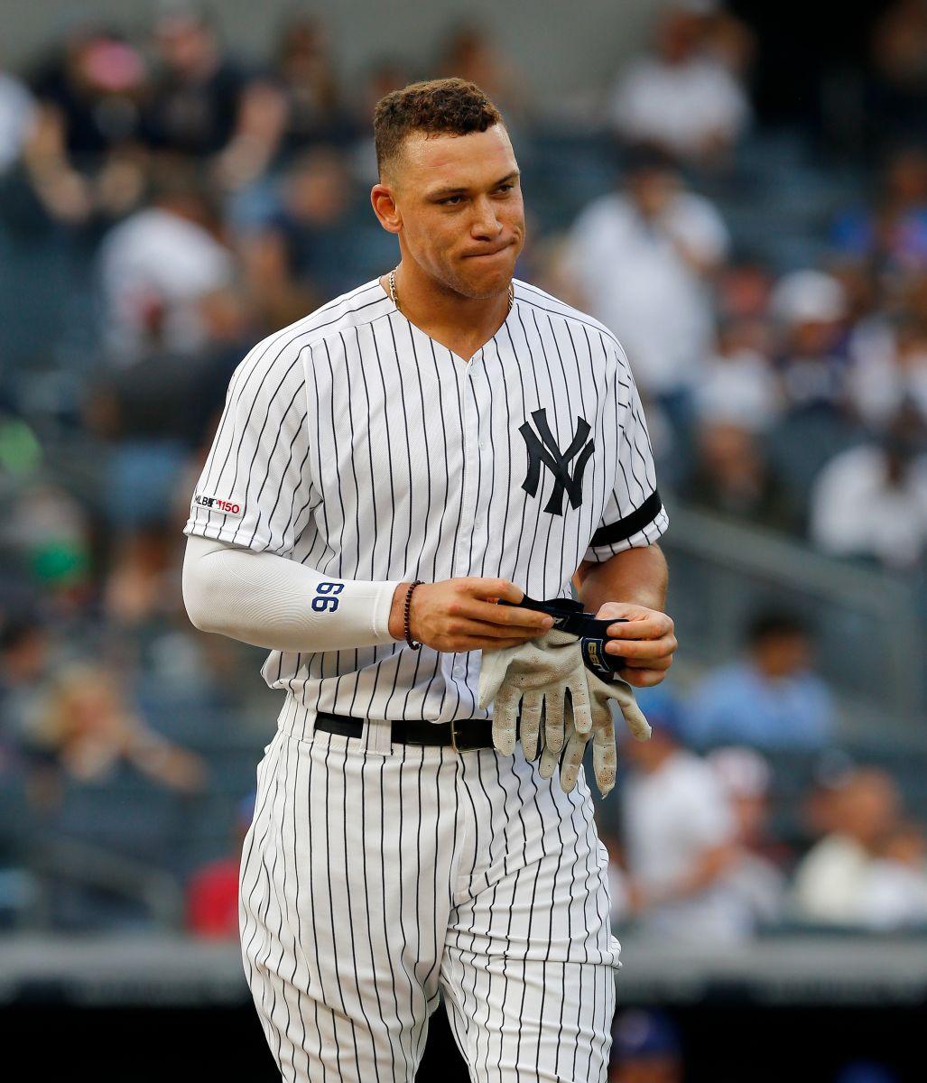 Blanquean a los Yankees luego de 220 juegos y su marca se queda como la segunda mejor de la historia