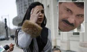 Emma Coronel se entregó para vengarse de infidelidades del Chapo, dice periodista